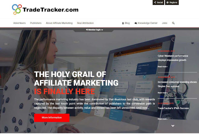 make money with tradetracker