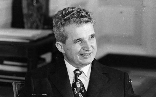 Presiden Nicolae Ceausescu