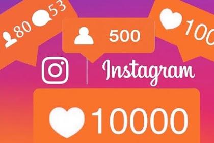 Tips Cara Menyembunyikan Jumlah Like di Instagram
