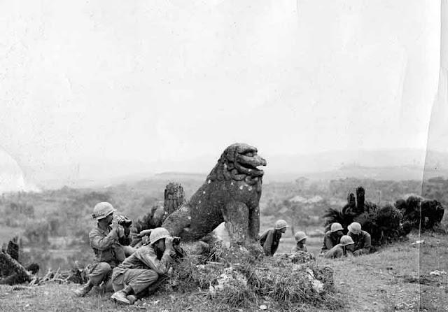 B&W WWII image