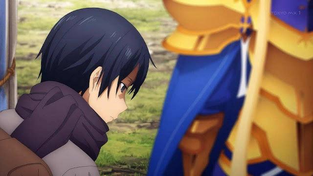 Sword Art Online: Alicization - War of Underworld - Episode 4