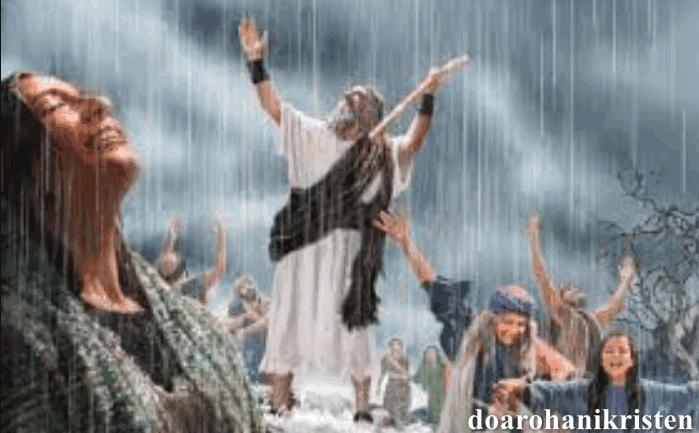 Janji Tuhan Akan Turunya hujan dan Peringatan Terhadap Berhala - Nabi Elia