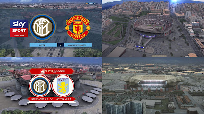 PES 2017 Exterior Update for MJTS Stadium Pack by PES RMD 48