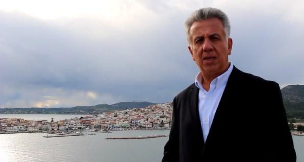 """Γεωργόπουλος προς Λάμπρου: """"...εμείς δεν εκλέξαμε τον Σφυρή Δήμαρχο...Ποιοι τον έβγαλαν; Το γνωρίζεις πολύ καλά!!"""""""