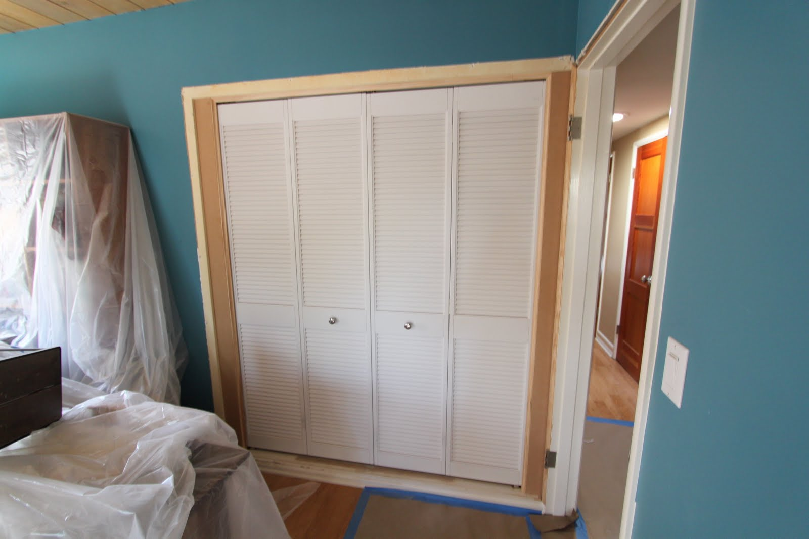 80 20 Rule And Remodeling All About Louver Closet Doors