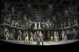 Billy Budd, Glyndebourne 2013, photo credit Richard Hubert Smith