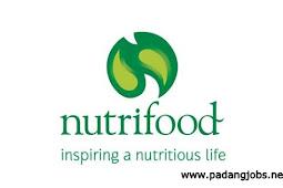 Lowongan Kerja Padang: PT. Nutrifood Indonesia Januari 2018