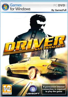 Driver San Francisco PC [Full] Español [MEGA]