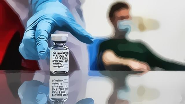 Vaksin Itu Wajib, Tapi Mati Tanggung Sendiri
