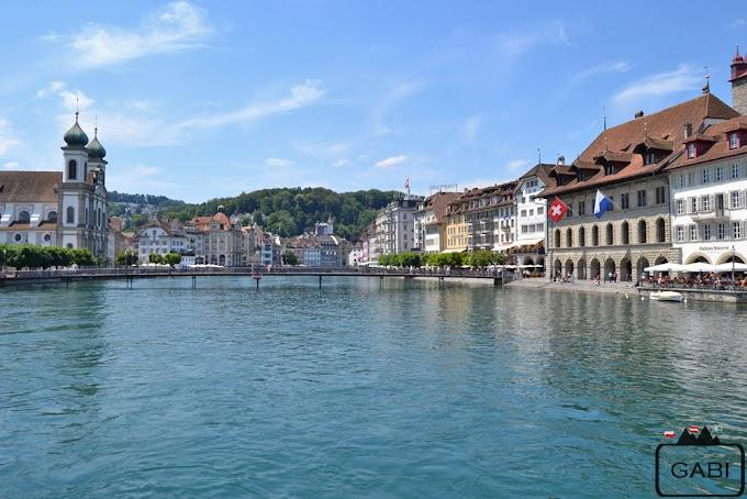 Lucerna - szwajcarska perełka