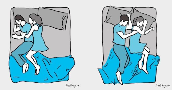 Муж отворачивается от вас во сне? Вот что это значит