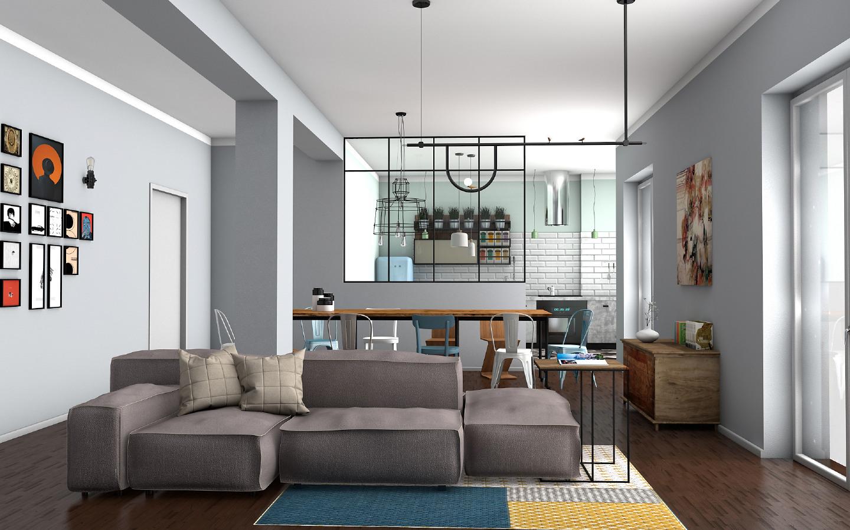 Nuovo contest GoPillar - ristrutturazione appartamento 100mq