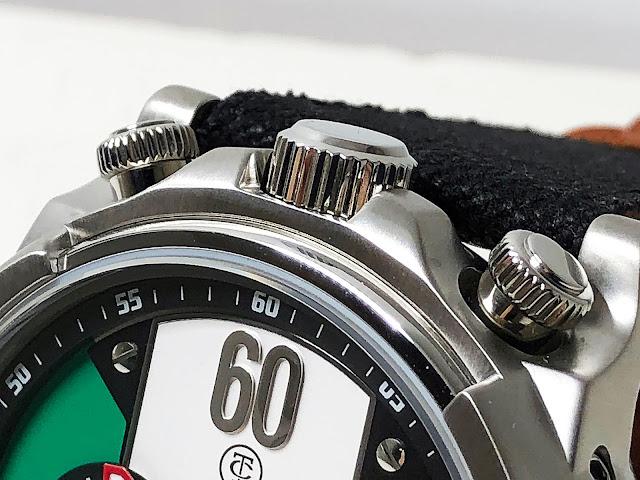 大阪 梅田 ハービスプラザ WATCH 腕時計 ウォッチ ベルト 直営 公式 CT SCUDERIA CTスクーデリア Cafe Racer カフェレーサー Triumph トライアンフ Norton ノートン フェラーリ STREET RACER ストリートレーサー CS10142