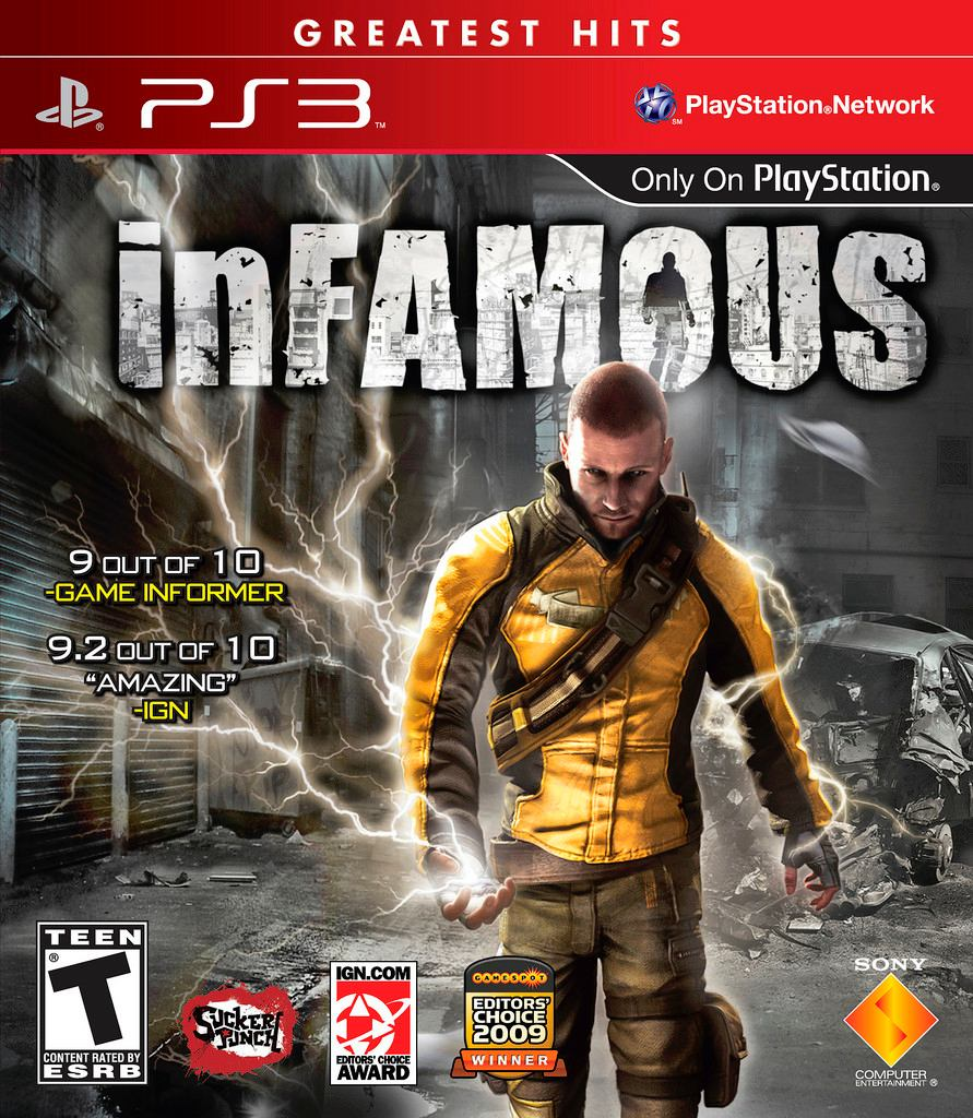 Infamous PS3 ISO