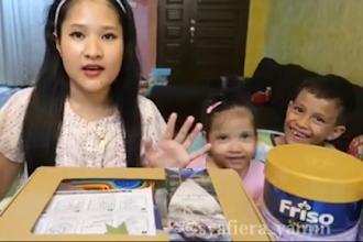 4 Aktiviti Cabaran 'Natural Parenting Pledge' bersama Friso Gold