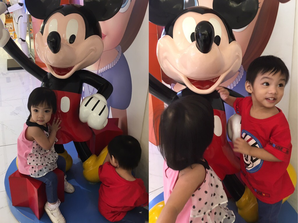 mickey mouse birthday obsessed toddler 1
