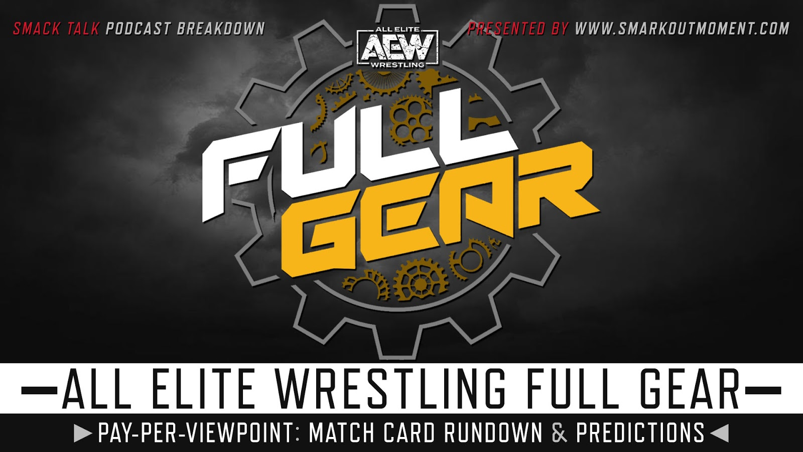 AEW Full Gear 2019 spoilers podcast