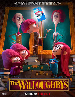 The Willoughbys (Los hermanos Willoughby) (2020) | DVDRip Latino HD GoogleDrive 1 Link