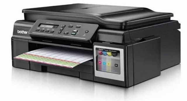 Kecepatan Printer Brother DCP-T700W