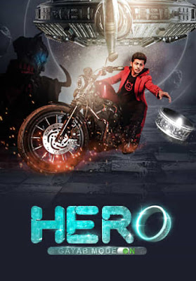 Hero Gayab Mode On (2020) Hindi 720p WEBRip x264 [60 Added]