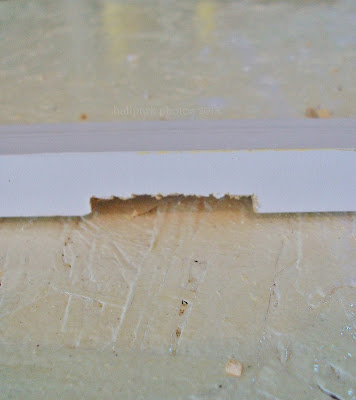 notched molding