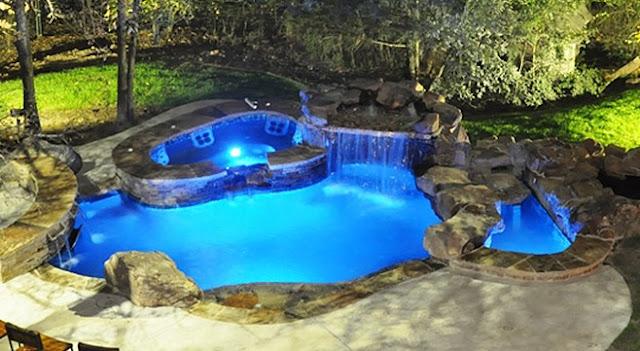Luxury Swimming Pool Builders