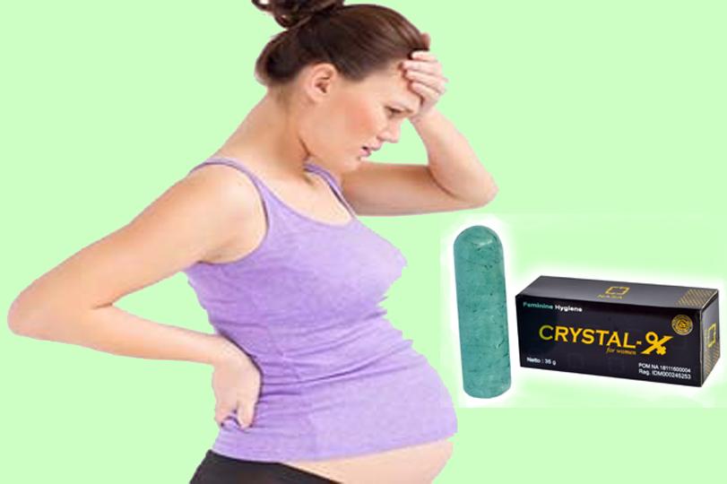 Crystal X Aman untuk Ibu Hamil, Benarkah Boleh?