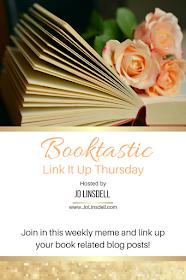 Booktastic Link It Up Thursday: A Meme For Book Bloggers