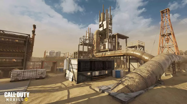 call of duty mobile uptodown - Rust Map
