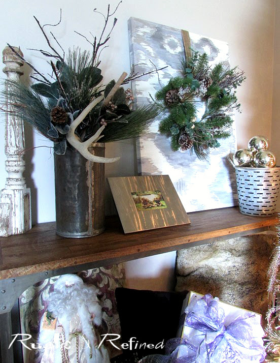 Modern Christmas Decor with a Timeless Feel