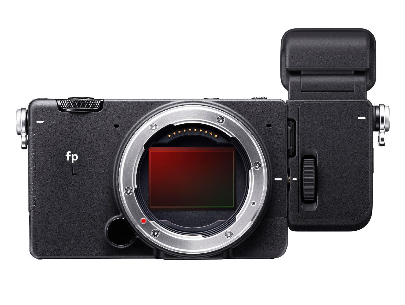 Sigma fp L с видоискателем EVF-11