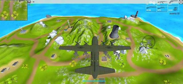 تحميل تحديث لعبة Fort survival الجديدة