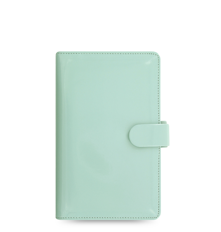 Filofax Review : Personal Patent Compact in Duckegg Blue