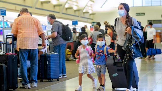 Plans to make vaccination mandatory for foreign nationals entering the United States