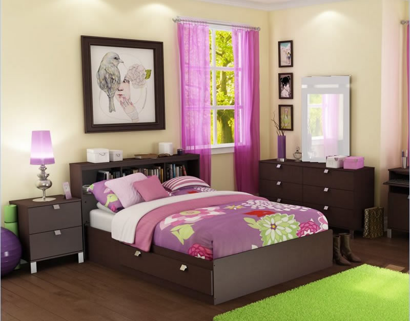 Small Bedroom Decorating Ideas For Kids