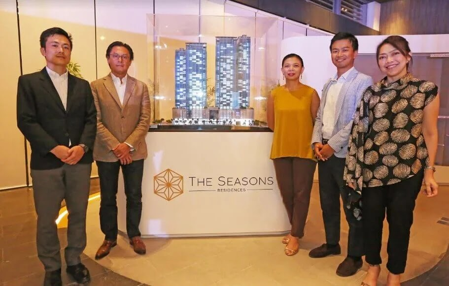 The Seasons Residences Emphasize Importance of Structural Design