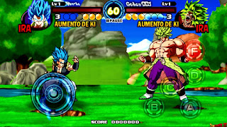 [MOD] DRAGON BALL TAP BATTLE FIGHTRZ PARA CELULARES ANDROID COM 79 PERSONAGENS