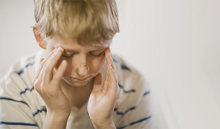 Sakit kepala anak