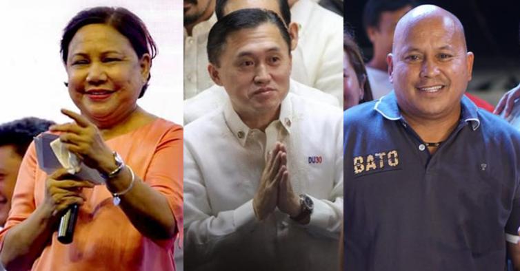 Duterte bets dominate senatorial race; Opposition fails to enter 'Magic 12'