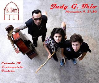 Judy G Trio
