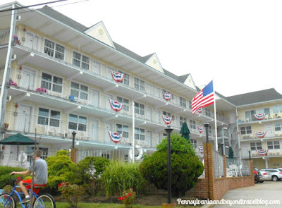 Hotels and Motels in Cape May New Jersey
