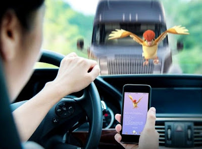 Bahaya GAME pOKEMON gO