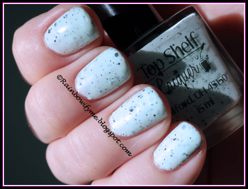 Topshelf Lacquer: Simply Mint To Be Perfection