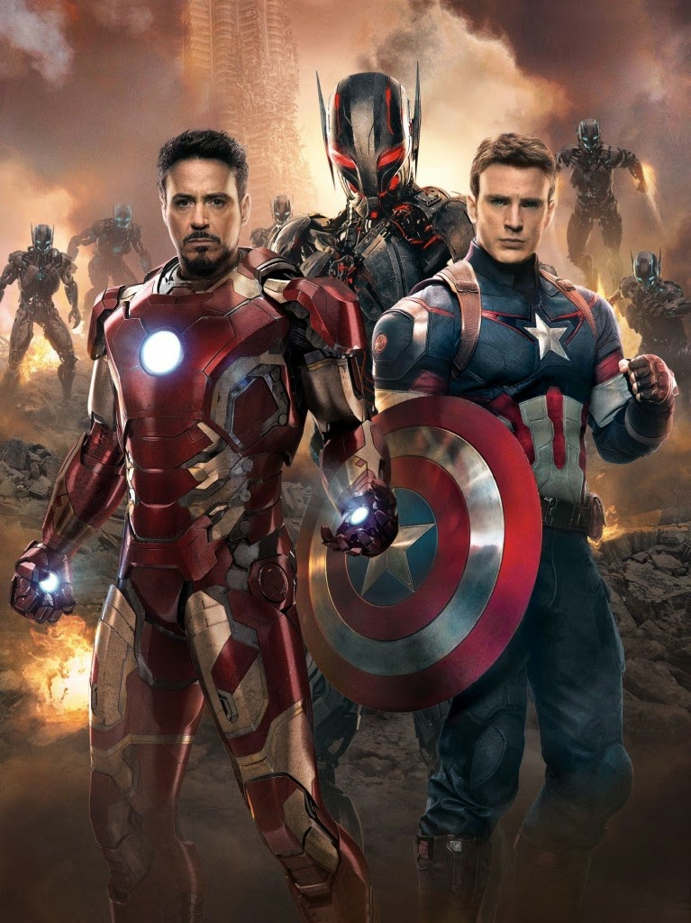 Iron Man Avengers: Age of Ultron Captain America