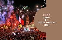 Grito de Independencia en México 2020