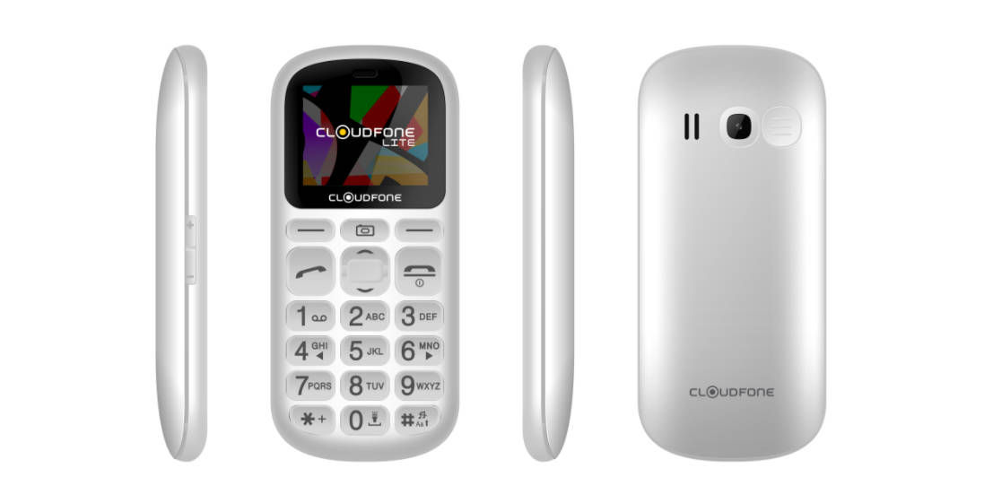 CloudFone Lite Senior Phone