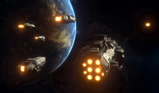 Νέο βίντεο που δείχνει ολόκληρο στόλο από UFO να εγκαταλείπει τη Σελήνη!