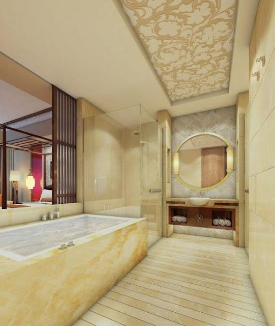 Inside Bathroom Design