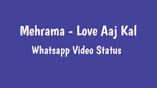 Mehrama Whatsapp Status