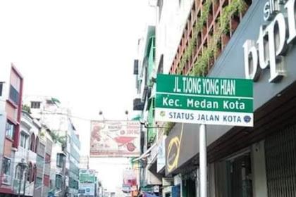 Ustadz Tengku Zulkarnain Protes Jalan Bogor Diganti jadi Jalan Tjong Yong Hian